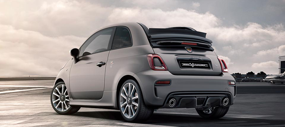 Der neue Abarth 595 Turismo - 70th Anniversary Edition