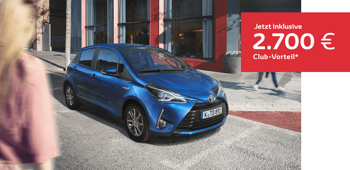 Dein Yaris Y20 Club