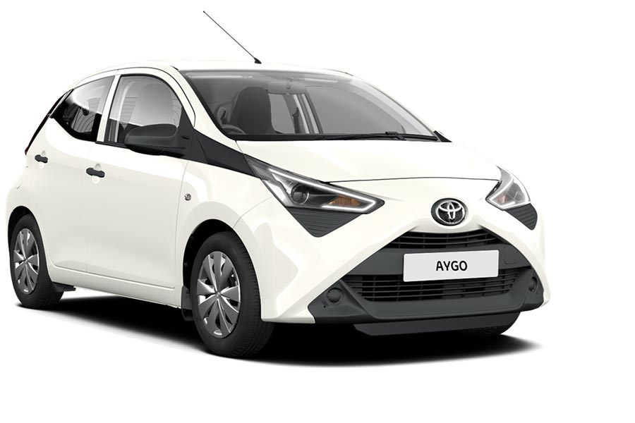 Toyota Red Deal - AYGO x mit x-Business Paket