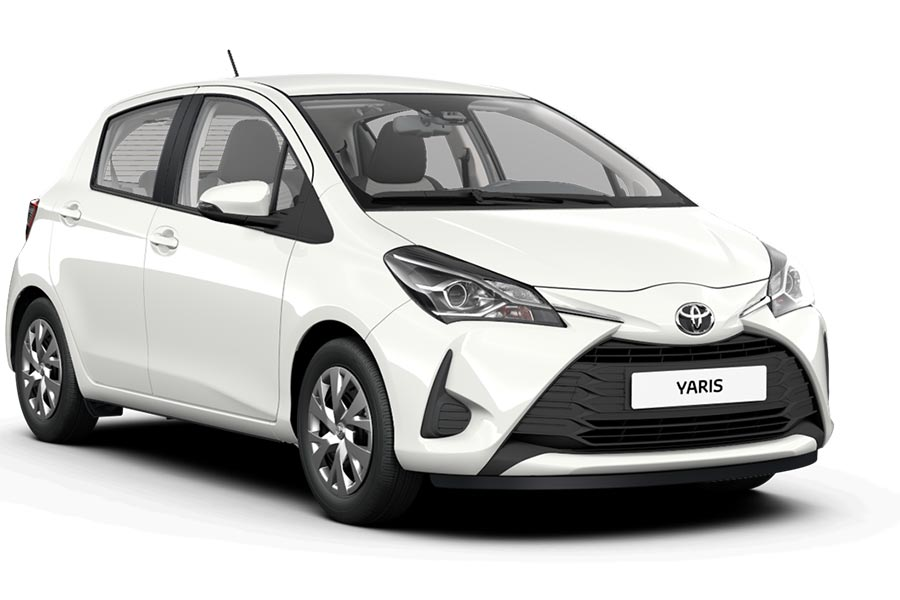 Toyota Red Deal - Yaris Comfort