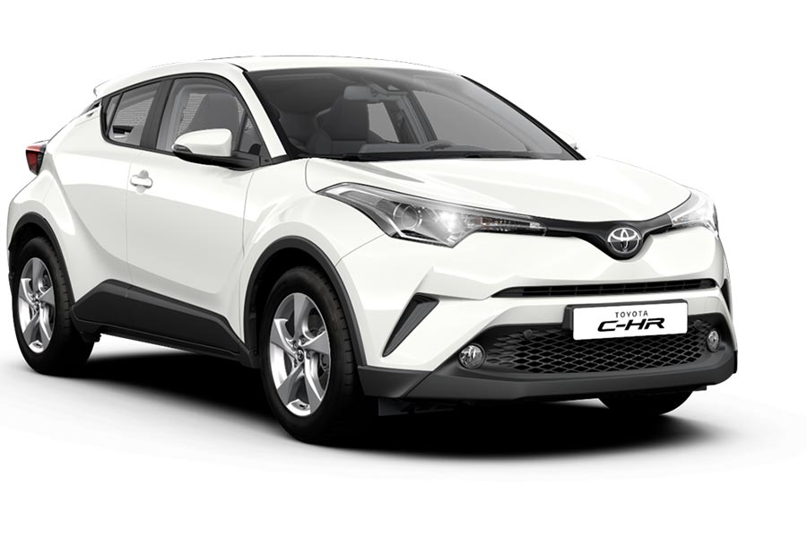 Toyota Red Deal - Toyota C-HR Flow