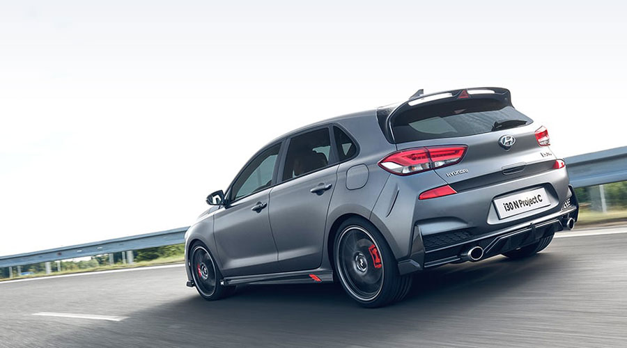 Hyundai i30 N Project C - Griffige Performance
